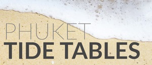 Phuket Tide Table