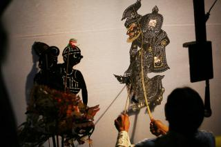 Nang Talung (shadow puppets) – traditional cultural shows of Southern Thailand