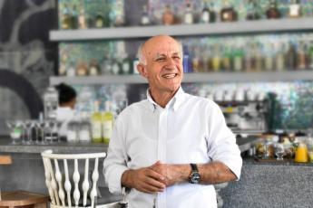 Cocktail masterclass by Salim Khury