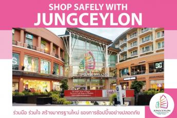 Shop Safe with Jungceylon