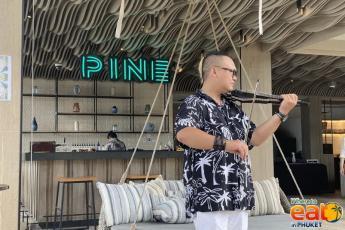 Sunday Brunch @ Pine Beach Bar