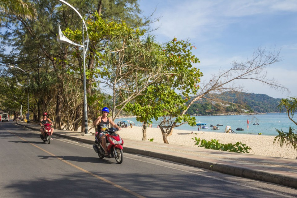 Best drives on Phuket