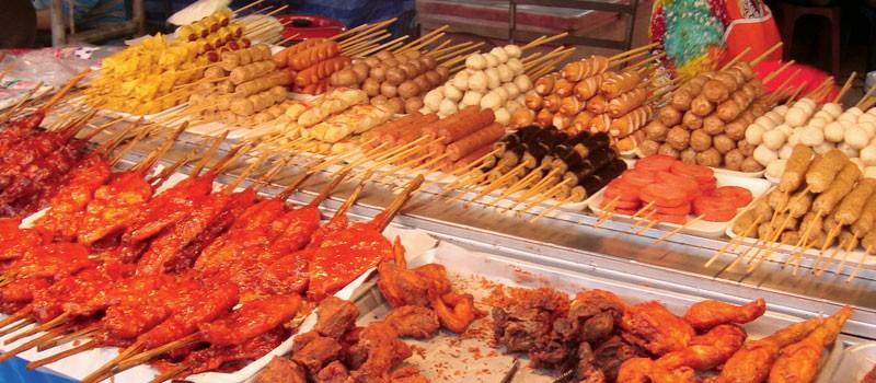 Phuket street food scene