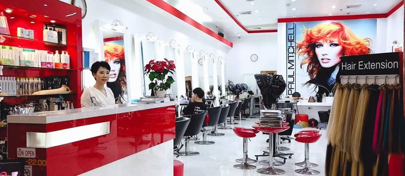 WINDOW on Phuket: Hair Studio 9 Salon