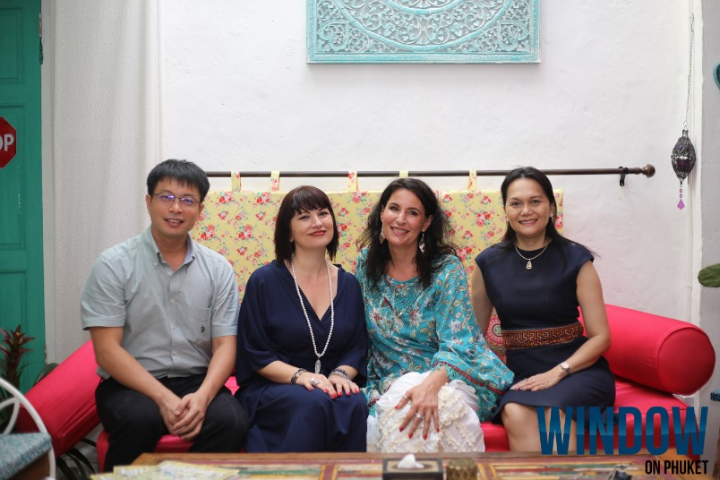Media launch of the first Woman Lifestyle House