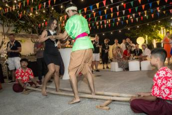 "Kata Rocks' ""Collective Series 11 - Night Bazaar"", returned on 3 February with the first event for 2018, featuring a festive Thai market inspired ""celebration of local culture""."