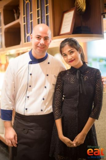 The launch of An Italian Evening @ Laguna Café, Dusit Thani Laguna Phuket
