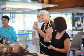 Cooking Class Demonstration with Chef Evert from Soleil KL
