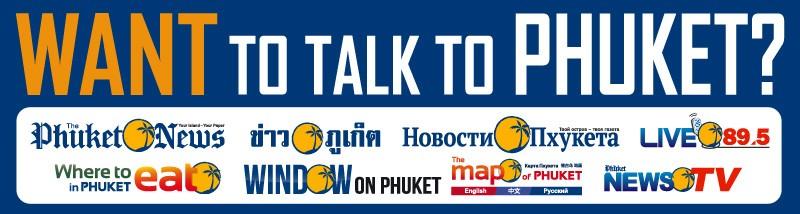 Want to talk to Phuket